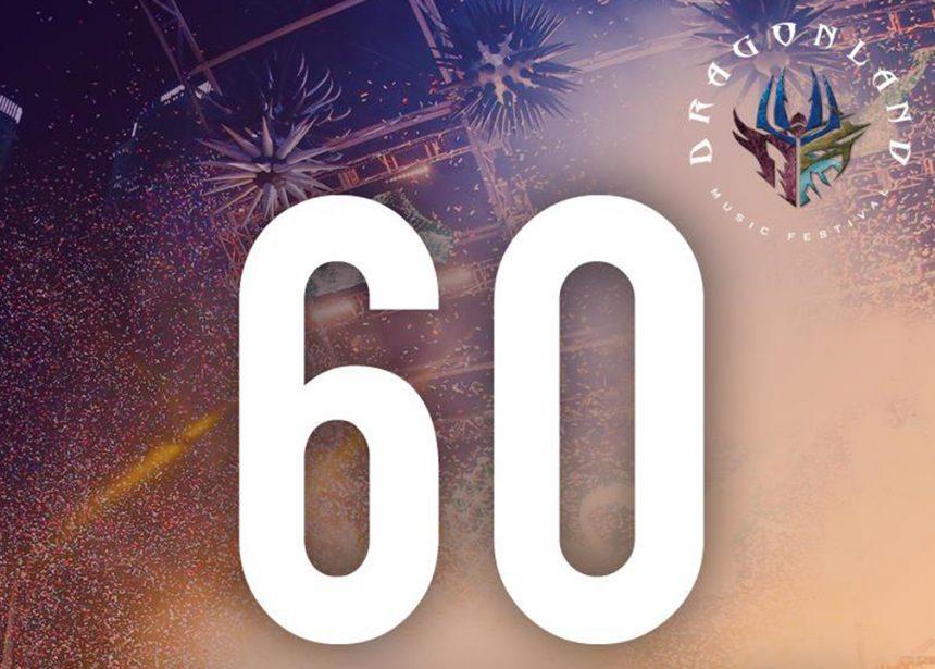 60 Days Till Dragonland Music Festival!